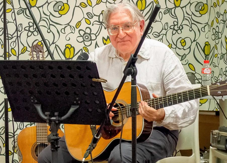 L'avant-première du récital «Chansons d'en Franceet de la Francophonie» à Bilbao (Biscaye) a été un franc succès !