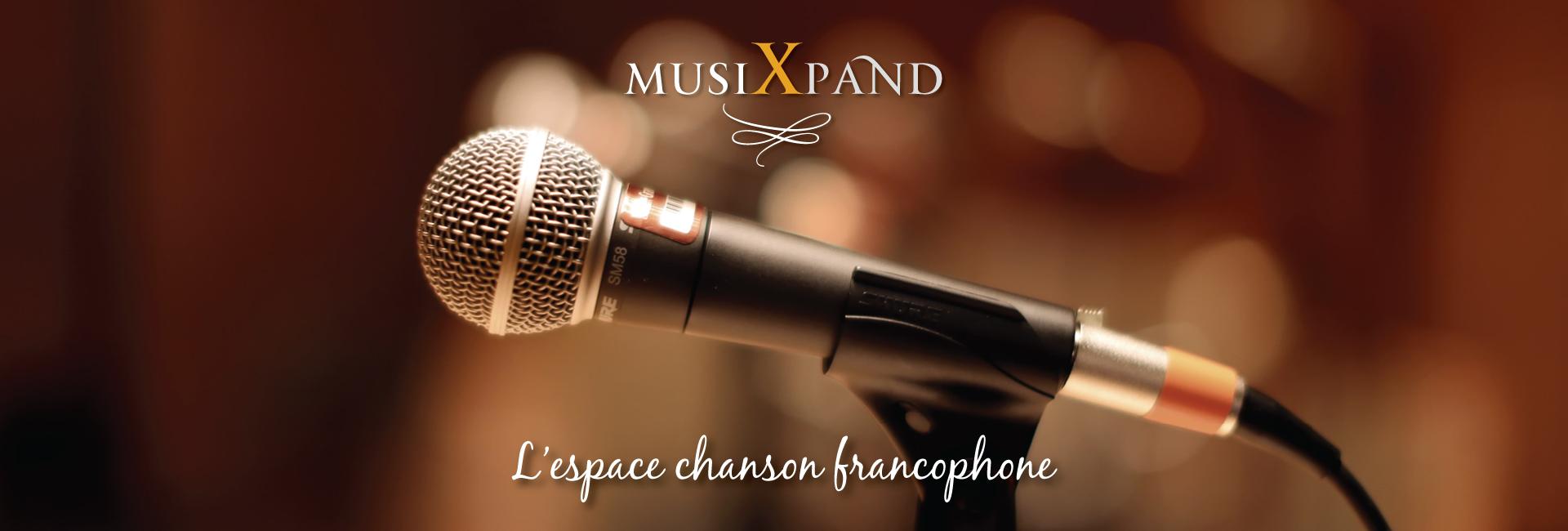 Lancement du projet sur la chanson francophone MusiXpand avec Raphaël Vaucourte